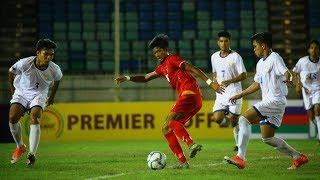 VIDEO: Tiga Gol Aneh Myanmar vs Filipina, Bikin Indonesia Kian Sulit Lolos ke Semifinal