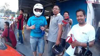 preview picture of video 'Trackday Go-Kart 100CC TEAM Speedway @Shah Alam Go-Kart Circuit #SJ4000'