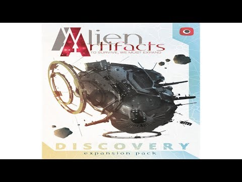 No Runthrough Review: Alien Artifacts - Discovery