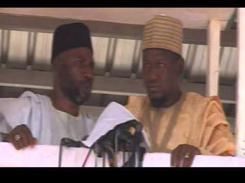 wa'azin izala, Agagi graduration day  shk  kabir Gombe and Ahamad sulaiman