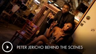 Peter Jericho - Fyne Girl Feat Blink (Photo Shoot Behind The Scenes)