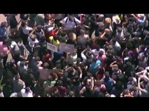 Turning demonstrations into legislation, action