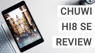 Chuwi Hi8 Se Review: How Good Is This 99$ Tablet?