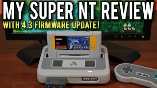 Should you buy the Analogue Super Nt SNES console ? - FULL review and quick look at 4.3 update | MVG