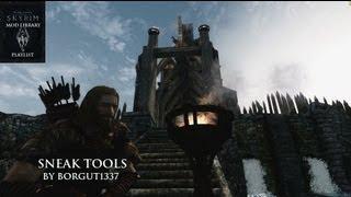 Sneak Tools - Skyrim Mod Library