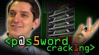 Password Cracking - Computerphile