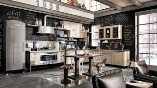 125 MOST BEAUTIFUL DESIGN OF VINTAGE INDUSTRIAL STYLE