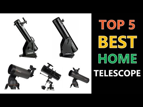 Top 5 Best Home Telescope 2017