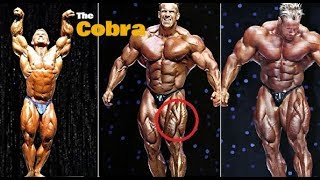 TOP 5  Legendary Posing Moments In Bodybuilding History !