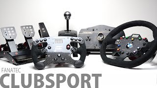 FANATEC CLUBSPORT | SIM RACING
