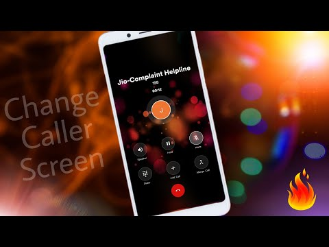 How To Select Incoming call background In Xiaomi Redmi Note