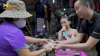 Hai Anh Em Hát Rong Khiến Cả Khu Chợ Rơi Nước Mắt - Hoa Mười Giờ - Hà Vi ft Mai Trọng Tân