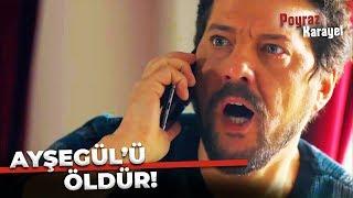 Çınar, Ayşegül'ün Arabasına Patlayıcı Koydu! | Poyraz Karayel 74. Bölüm