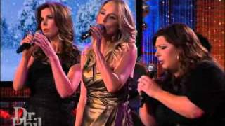 Wilson Phillips performs Silent Night on Dr. Phil