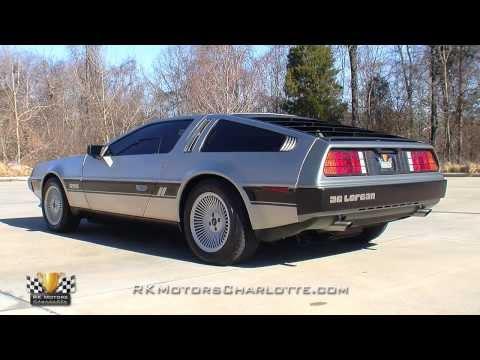 1982 DeLorean DMC-12 Quick Look