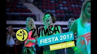 ZUMBA FIESTA 2017