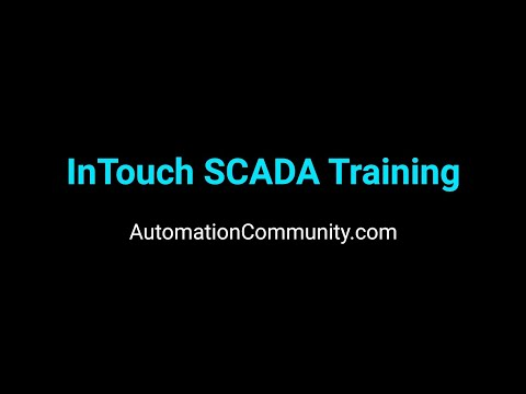 InTouch SCADA Training Course