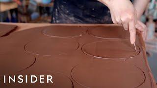 How Dinnerware Is Handmade For 5-Star Restaurants   The Making Of