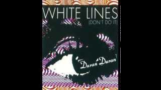 duran duran - white lines (edit)