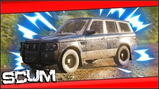 SCUM - Shut Up And Drive!