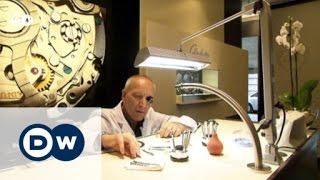 Welterfolge aus der Provinz: Glashütte, Uhren | Euromaxx