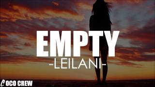 Leilani Wolfgramm - Empty