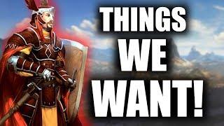 5 Things We Want in Elder Scrolls 6