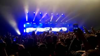 """Luche   """"Ti Amo"""" Live @Napoli Palapartenope (Malammore Tour)   5 Gennaio 2017"""