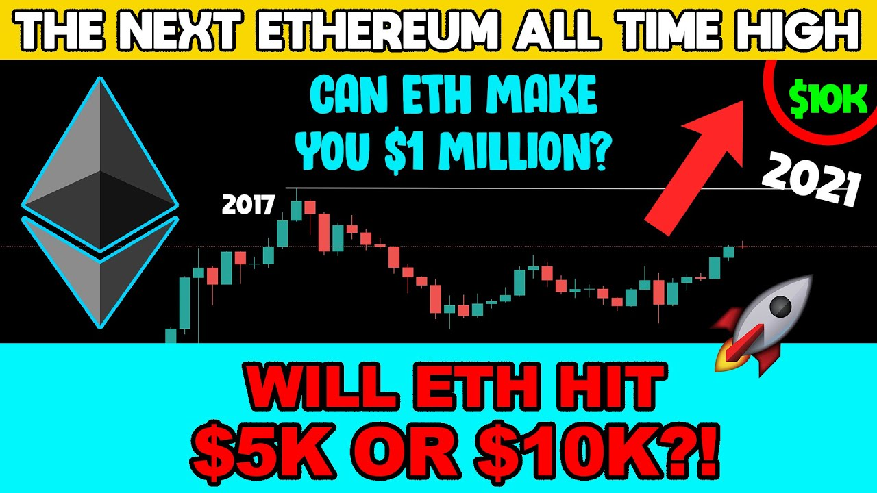 ETHEREUM PRICE PREDICTION | CAN ETH MAKE YOU A MILLIONAIRE? #Ethereum #ETH
