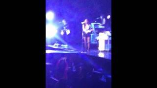 Christina Perri - shot me in the heart ; hamilton ontario