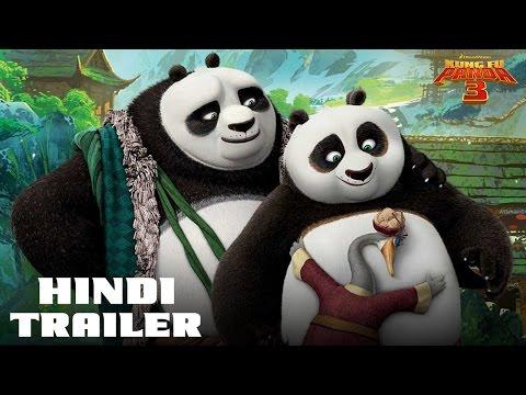 kung fu panda 3 official hindi trailer fox star india