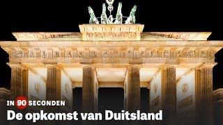 De opkomst van Duitsland | In 90 Seconden