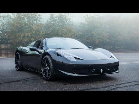 2014 Ferrari 458 Spider - WR TV Sights & Sounds