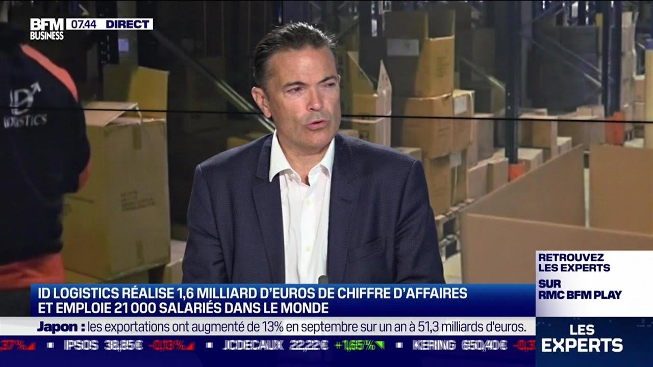 Éric Hémar (ID Logistics) : Le Français ID Logistics s'engage à verdir ses activités d'ici 2030