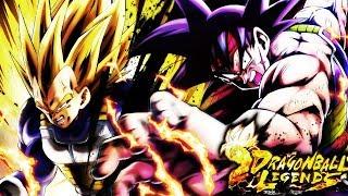 DESTROY ALL HYBRID SAIYANS | Dragon Ball Legends