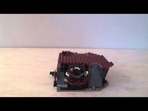Vidéo LEGO Le Hobbit 79010 : La bataille contre le roi des Gobelins