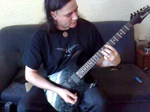 Beginner guitar power chord lesson and exercises 1 of 3