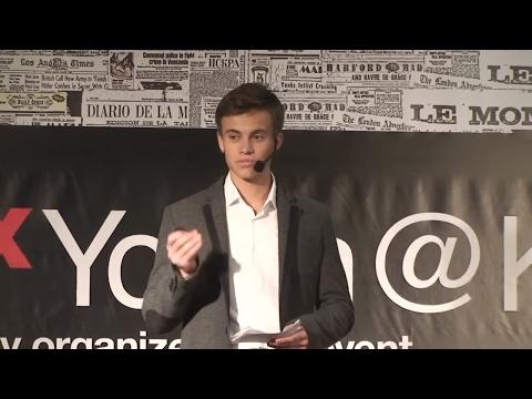 Bringing about Change in Education | Martin Slosarik | TEDxYouth@KIS