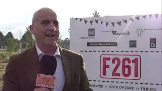 Snelfietsroute F261 officieel geopend