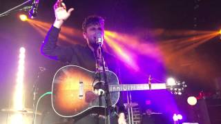 Arkells - Book Club (Acoustic) live at Union Hall - Edmonton Feb. 26, 2015