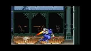 The Ninja Warriors (SNES) - Boss 4