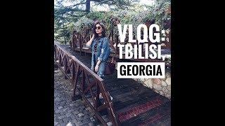 Vlog : отдых в солнечном Тбилиси, Грузия. Travel to Tbilisi, Georgia
