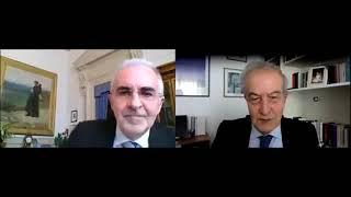 Anteprima video Parte III) La giustizia del futuro: le ADR nel piano di ripresa e resilienza - Intervento del dott. Pietro Curzio (Primo Presidente di Corte di Cassazione)