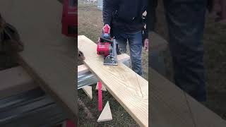 How to cut stair stringers in 5 minutes
