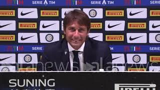 """Inter, Conte: """"Sarri? Stia Tranquillo, Sta Dalla Parte Forte"""""""