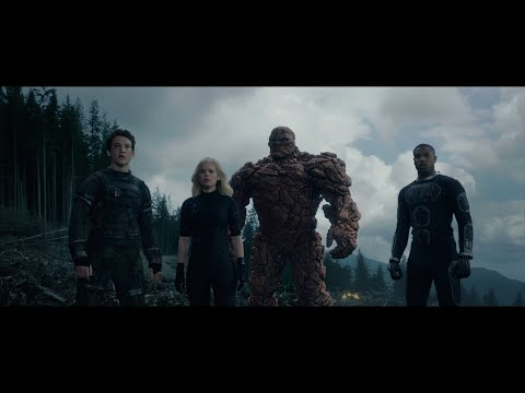 THE FANTASTIC FOUR - ralphthemoviemaker
