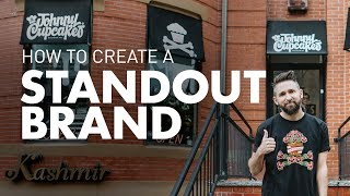 12 Tips—Branding Advice from Clothing Brand Johnny Cupcakes