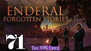Let's Play Enderal - Forgotten Stories (Skyrim Mod - Blind), Part 71: The Mother Fungus