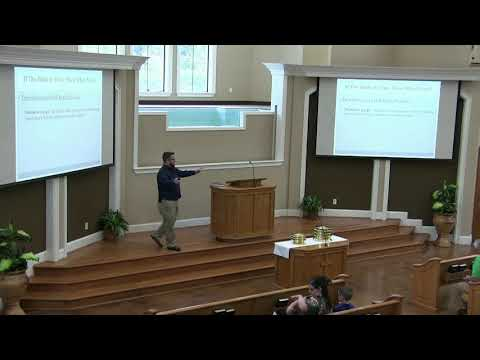 A Case for the Inspiration of the Bible - Part 6 by Timothy Fleming