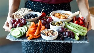 Healthy Snacks and Tricks at Home